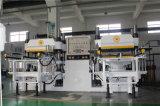 Machine en caoutchouc de type automatique de plaque pour les produits en caoutchouc de silicones