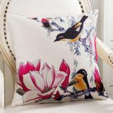 カスタマイズされるホーム装飾的なソファーの背部クッションカバーデジタルによって印刷される投球枕箱