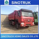 Sinotruk HOWO 6*4 371HPのダンプのダンプカートラックの熱い販売