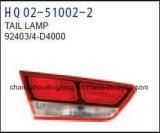 Авто детали заднего фонаря подходит для KIA Optima/K5 2016. Для изготовителей оборудования:4000/92402 92401-D-D4000