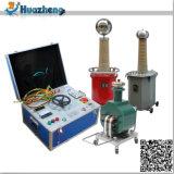 Tester di CC Hipot di CA del trasformatore della prova di serie 10kVA 100kv di hertz