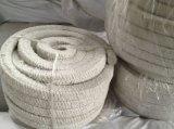 Corda rotonda della fibra di ceramica con il collegare dello S.S. (HY-C610SI)