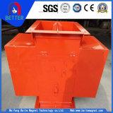 ISO9001 de verticale Permanente/Minerale Magnetische Separator van de Pijpleiding voor Ijzererts/Steenkool