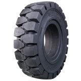 Fristgerechter Gabelstapler-Körper-Reifen der Anlieferungs-(21X8-9)