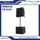 Der 10 Zoll-Berufslautsprecher-Stadiums-Lautsprecher-Zeile Reihe aussondern
