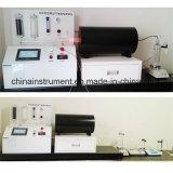 Tester della versione del gas acido dell'alogeno dei cavi elettrici di IEC 60754/apparecchiatura di collaudo del fuoco oro della Cina