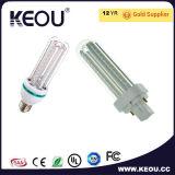Luz de bulbo elevada 3With7With9With16With23With36W do milho do diodo emissor de luz do lúmen de E27/E40/G24/B22 Ce/RoHS