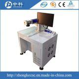 CNC van de vezel Laser die Machine/de Machine van de Gravure van de Laser merkt