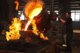 Ferro del rifornimento della Cina che lancia il pezzo fuso duttile del ferro