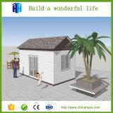 싼 현대 조립식 일본 작은 콘테이너 집 계획