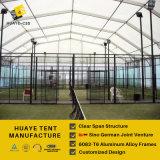 Tienda poligonal semipermanente del deporte de la azotea de Huaye (hy239j)