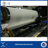 Fabricante plástico da máquina de 3 camadas