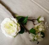 Tissu soie Fleurs artificielles