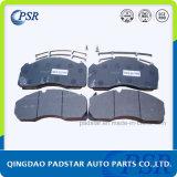 Almofada de freio do caminhão das peças sobresselentes da qualidade próxima de OE auto