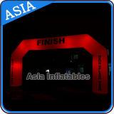 Arco gonfiabile di illuminazione della presa di fabbrica/arco illuminato