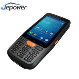 4 Polegada Toque PDA móvel Industrial portátil e resistente com 1d 2D o leitor de código de barras e da NFC