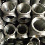 La soudure en acier au carbone forgé Socket 6000 n° T égal