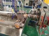 Plástico dobro da câmara de ar da luz do policarbonato da cor que expulsa fazendo a maquinaria
