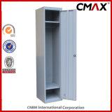 Governo singolo d'acciaio Cmax-SL01-001 del metallo dello spogliatoio di uso del banco del lavoro dell'armadio del portello