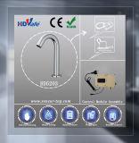 ElektroTapkraan van de Gootsteen van de Sensor van het chroom de Automatische Dek Opgezette