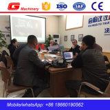 Het Groeperen van Guancheng Hzs35 van Shandong de Concrete Uitvoer van de Installatie naar Mongolië