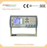 300kHz 주파수를 가진 높은 정밀도 디지털 Lcr 미터 (AT2818)