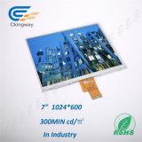 """Ckingway Wholesales past 7 """" in het Industriële Systeem van de Controle TFT LCD aan"""