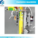 Empaquetadora Automática de la Bolsita de Crema