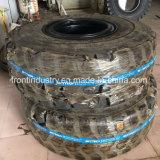 Il pneumatico di riempimento del poliuretano eccellente di qualità ha progettato per le miniere in sotterraneo