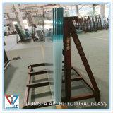 doorweekt de Duidelijke Geharde Hitte En14179 van 12mm het Glas van de Balustrade van de Veiligheid