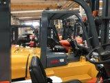 Forklift de Tonluck do caminhão de forklift 10 de Fd100t 10t