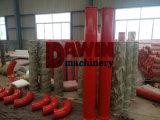 Pipe durcie de pompe concrète de Sany Dn125 3m (T 7.0 millimètres)