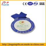 Custom 3D humanly Shape Metal Medal