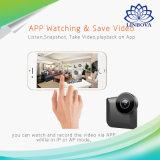 C3 de MiniTelefoon Verre IP van kabeltelevisie van het Netwerk van de Camera HD720p Draadloze Wearable MiniCamera van de Sensor van de Camera