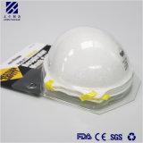Blister Clamshell OEM personalizados embalagens de cartão para exibição de máscara