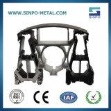 Perfil de coincidencia de aluminio mecanizado CNC