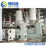 Haute capacité de la taille de grand diamètre du tuyau de HDPE en plastique Machine de production de l'extrudeuse