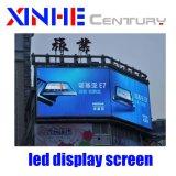 P4mm couleur pleine signe de l'écran mur vidéo de Location de logiciel d'animation de la publicité de plein air affichage LED