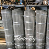 Tejido de malla del filtro de acero inoxidable
