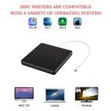 Unidade externa USB de tipo C Unidade de gravador de DVD