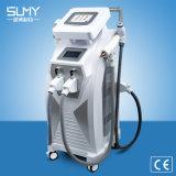 4 en 1 Enlèvement de cheveux Elight Opt RF Salon de beauté laser machine de levage