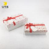Boîte cadeau Costomerised, Paper Box, boîte de vacances de Noël