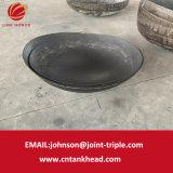 03-07 piccola testa sferica del acciaio al carbonio per le parti della caldaia o le parti 800*6 del serbatoio