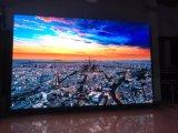 Stade de l'écran LED P6.25 Indoor maille écran affichage LED