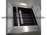 효율성 격판덮개 열교환기 떨어지는 필름 음료수 냉각기 물 냉각장치