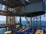 Oliebron Onder druk gezette Consistometer