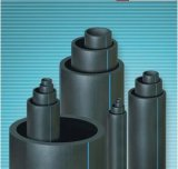 黒いカラーPE100等級のHDPEの配水管