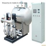 Alimentation en eau l'équipement sans pression négative