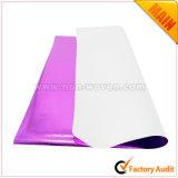 Пэт металлических ламинированной пленки нетканого материала (фиолетовый)