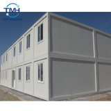 Construction Workerのための20FT Sandwich Panel Prefab Container House